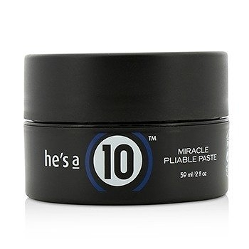 SW-IT S A 10 十全十美-39 男士奇蹟定型凝露He s A 10 Miracle Pliable Paste 59ml