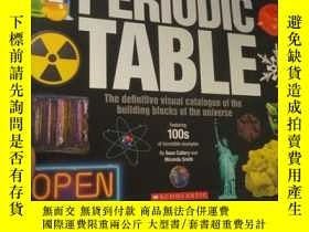 二手書博民逛書店PERIODIC罕見TABLE:The definitive v