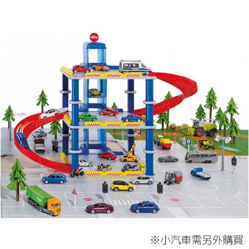SIKU WORLD 立體停車塔 SU5505