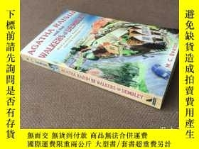 二手書博民逛書店Agatha罕見Raisin and the Walkers of Dembley (英語)Y278316 M