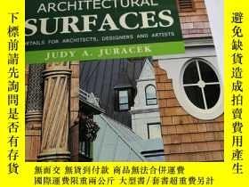 二手書博民逛書店Architectural罕見Surfaces:Details