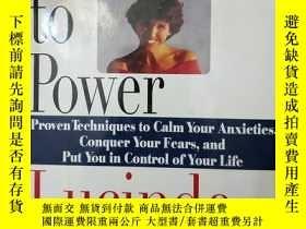 二手書博民逛書店From罕見Panic to Power: Proven Tec