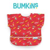 美國Bumkins 兒童短袖防水圍兜 -小超人 BKU-400
