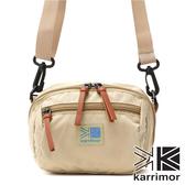 【karrimor】VT pouch 二用包 1.2L『蒼白卡其』53619VP 休閒 旅遊 戶外 側背包 單肩背包 後背包