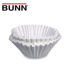 金時代書香咖啡 BUNN 中小型美式咖啡機濾紙 24.3CM 1000入 / 箱 BNF20115