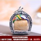 限時特價 泰國佛牌 龍婆在龍婆齋 貝葉經文符管手鍊