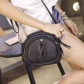 包包 2018新款簡約潮韓版百搭單肩包斜挎包女包迷你時尚