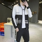 外套男士秋夾克韓版潮流2020新款機能風工裝一套搭配氣套裝 道禾生活館