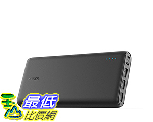 [106美國直購] Anker PowerCore 26800 大容量充電器Portable Charger External Battery with Dual Input Port