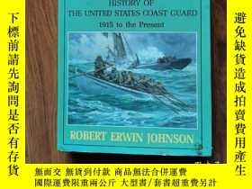 二手書博民逛書店GUARDIANS罕見OF THE SEA THE UNITED STATES COAST GUARD 1915