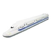 〔小禮堂〕新幹線 列車造型吹泡泡玩具《白》兒童玩具 4978902-00334