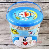 卡滋Doraemon爆米花_雙味超級桶530g【0216零食團購】4710887941582