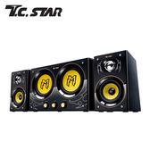 【T.C.STAR】電競遊戲喇叭 TCS3300