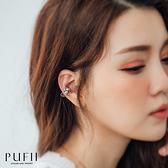 限量現貨◆PUFII-耳扣 金屬小愛心耳骨夾耳扣-0625 現+預 夏【CP20563】
