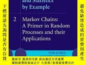 二手書博民逛書店Probability罕見And Statistics By ExampleY256260 Yuri Suho