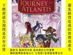二手書博民逛書店Thea罕見Stilton Special Edition: The Journey to Atlantis -