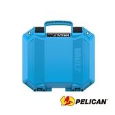 【南紡購物中心】PELICAN V100C Vault Equipment 小型氣密箱 含泡棉(藍)