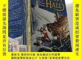 二手書博民逛書店The罕見tale of Rickety hall搖搖欲墜的大廳Y200392