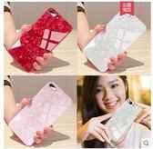 手機殼蘋果7plus手機殼8plus女款iPhone7仙女貝殼ip套新款 曼莎時尚