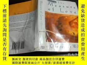 二手書博民逛書店英法德意等外文原版罕見THE MEASURE OF LOVE 1999年 32開硬精裝Y274511 Chri