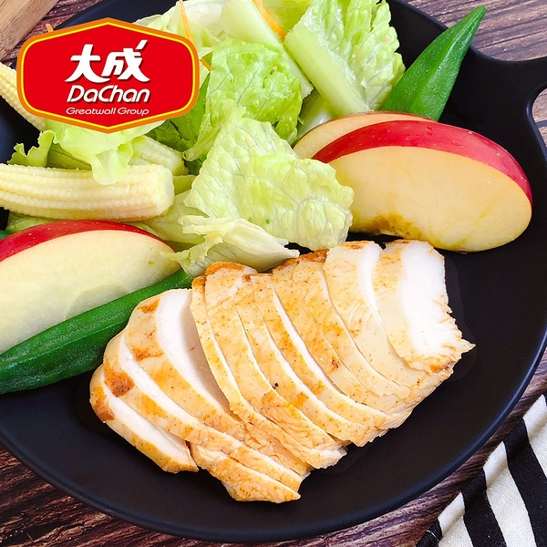 【大成】紐澳良風味雞胸肉*1片組(100g/片)