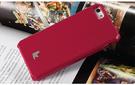 【愛瘋潮】JisonCase iPhone SE / 5 / 5S 專用 手工摔紋真皮 置卡式 保護背殼