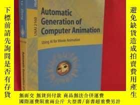 二手書博民逛書店Automatic罕見generation of compute