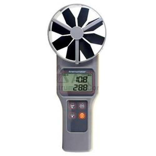 飛睿(衡欣)AZ 8917超靈敏10cm大扇葉多功風速計