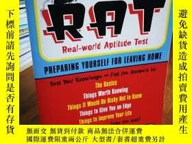 二手書博民逛書店The罕見R.A.T. (Real World Aptitude