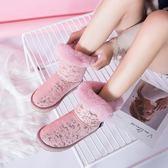 雪地靴女短靴加絨防水棉靴2019新款毛毛短筒靴學生鞋子秋冬季女鞋
