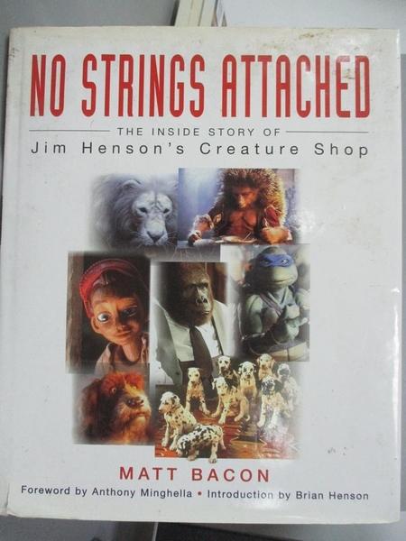 【書寶二手書T9/原文書_ZIU】No Strings Attached-The Inside Story of Jim