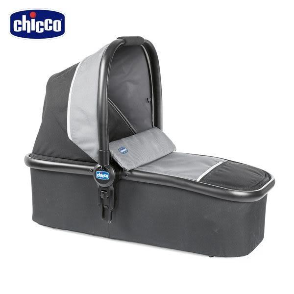 chicco-Kwik.One手提嬰兒床-幕府黑