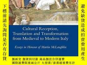 二手書博民逛書店Cultural罕見Reception, Translation And Transformation From