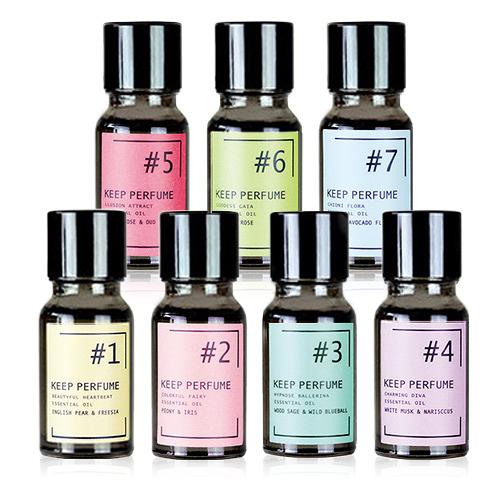 KEEP PERFUME 女王香氛 香氛精油 10ml【BG Shop】7款可選