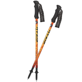 [好也戶外] FIZAN 超輕三節式健行登山杖2入特惠組/楓葉 No.FZS20.7102.NML