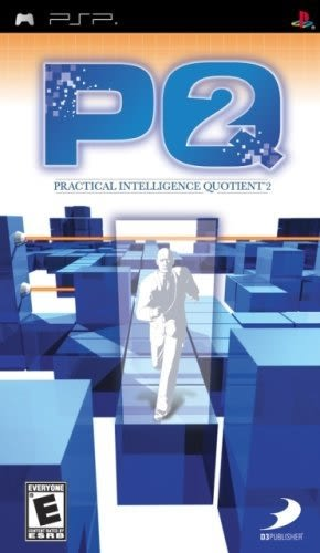 PSP PQ Practical Intelligence Quotient 2 PQ實踐智力商數2(美版代購)