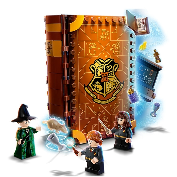 LEGO樂高 哈利波特系列 Hogwarts™ Moment: Transfiguration Class_LG76382