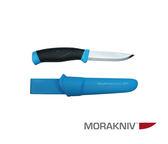 丹大戶外用品【MORAKNIV】瑞典   COMPANION 不鏽鋼直刀 藍 12159/12093