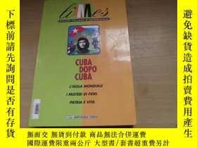 二手書博民逛書店CUBA罕見DOPO CUBA 附地圖一張Y18429 GRUP