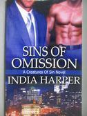 【書寶二手書T1/原文小說_OLM】Sins of Omission_Harper, India_耽美