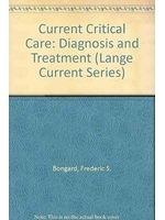 二手書博民逛書店 《Current Critical Care》 R2Y ISBN:0838510884│FredericS.Bongard