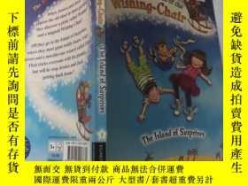 二手書博民逛書店the罕見new adventures of the wishing-chair 許願椅的新冒險Y200392