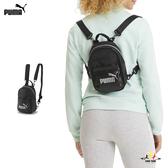 Puma Wmn Core 黑色 後背包 肩背包 側背包 小包包 雙肩包 小後背包 07717001