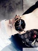 網紅女士手錶女學生時尚潮流韓版簡約休閒防水新款錶