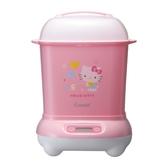 【限時促銷再加贈奶嘴置物籃】康貝 Combi Pro高效消毒烘乾鍋(新款)/消毒鍋 Hello Kitty版