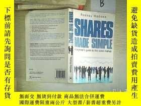 二手書博民逛書店SHARES罕見MADE SIMPLE 簡單化股份 (A01)Y
