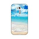 [機殼喵喵] 華碩 asus ZenFone go tv ZB551KL 手機殼 軟殼 保護套 陽光沙灘