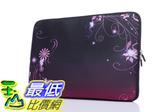 [106美國直購] 防護袋 15-15.6吋 B01LPZY6IK Laptop Sleeve Case Handle Bag Neoprene Cover, Classic Purple