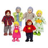 《 德國 Hape 愛傑卡》角色扮演娃娃玩偶系列 - 白人 ╭★ JOYBUS玩具百貨