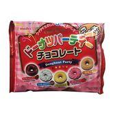 日本冬之戀甜甜圈巧克力